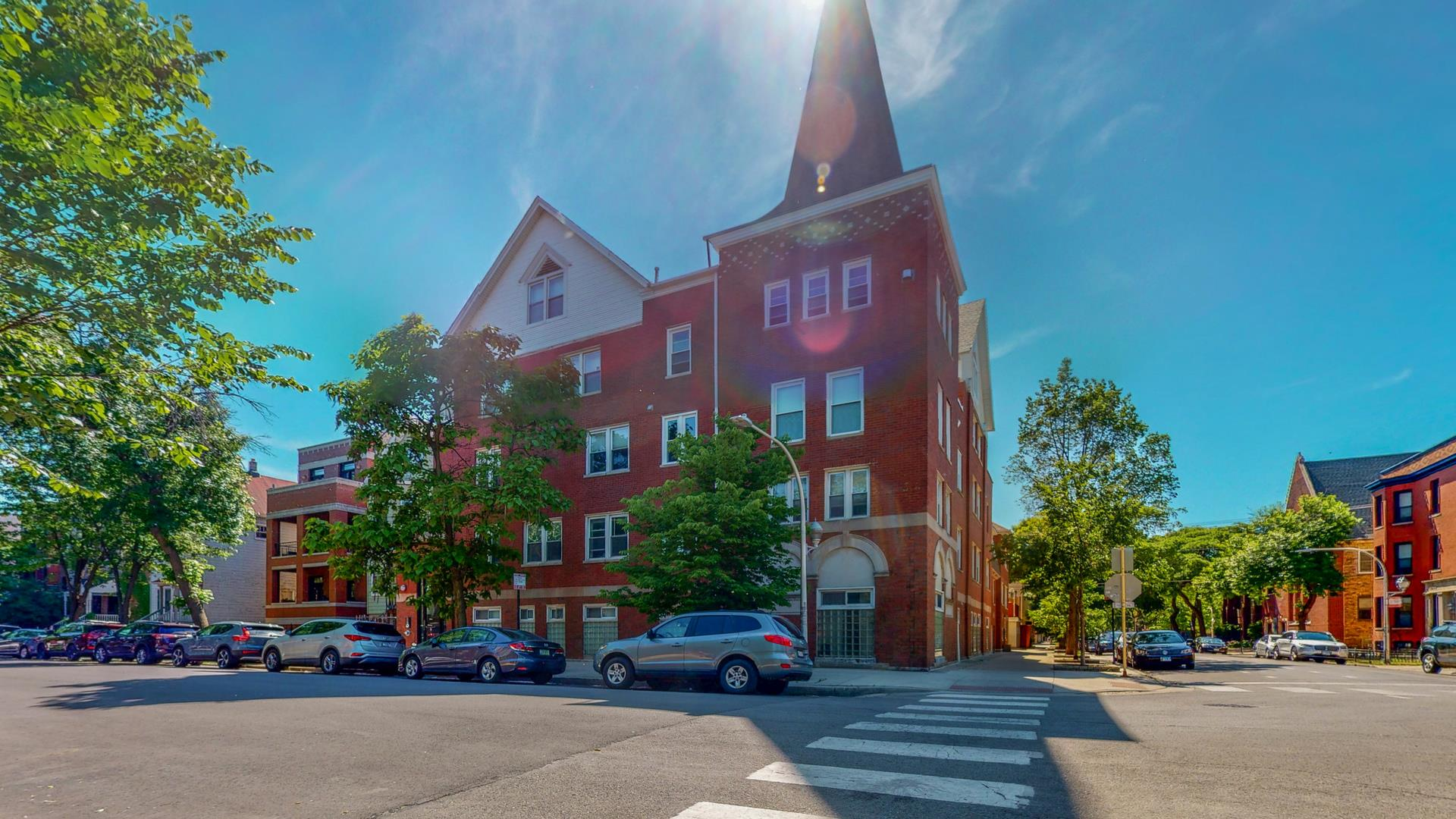3252 N Kenmore Avenue #206, Chicago, IL 60657 - #: 11111139