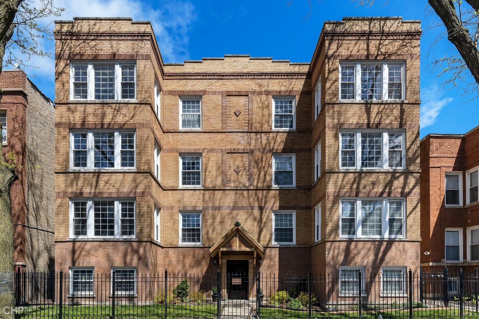 3222 W EASTWOOD Avenue #2, Chicago, IL 60625 - #: 11082140