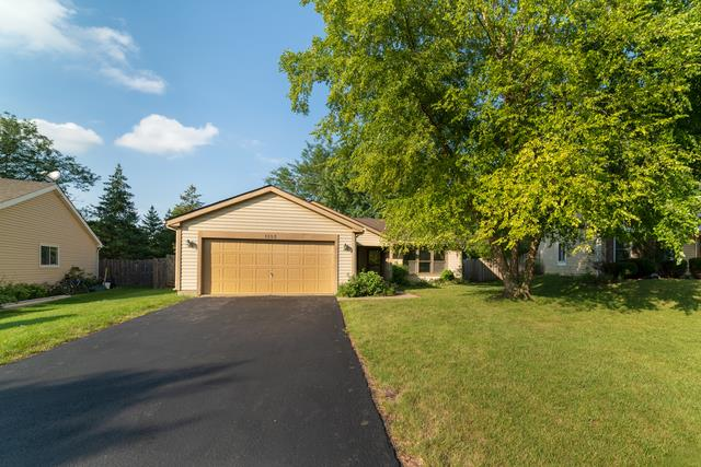 1353 Fountain Green Drive, Crystal Lake, IL 60014 - #: 10488142