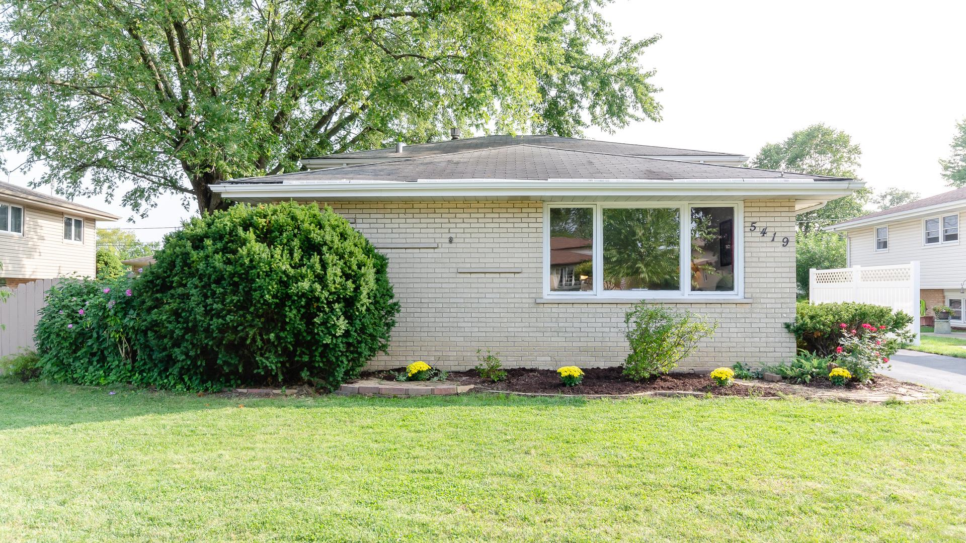 5419 128th Place, Crestwood, IL 60418 - #: 10942147
