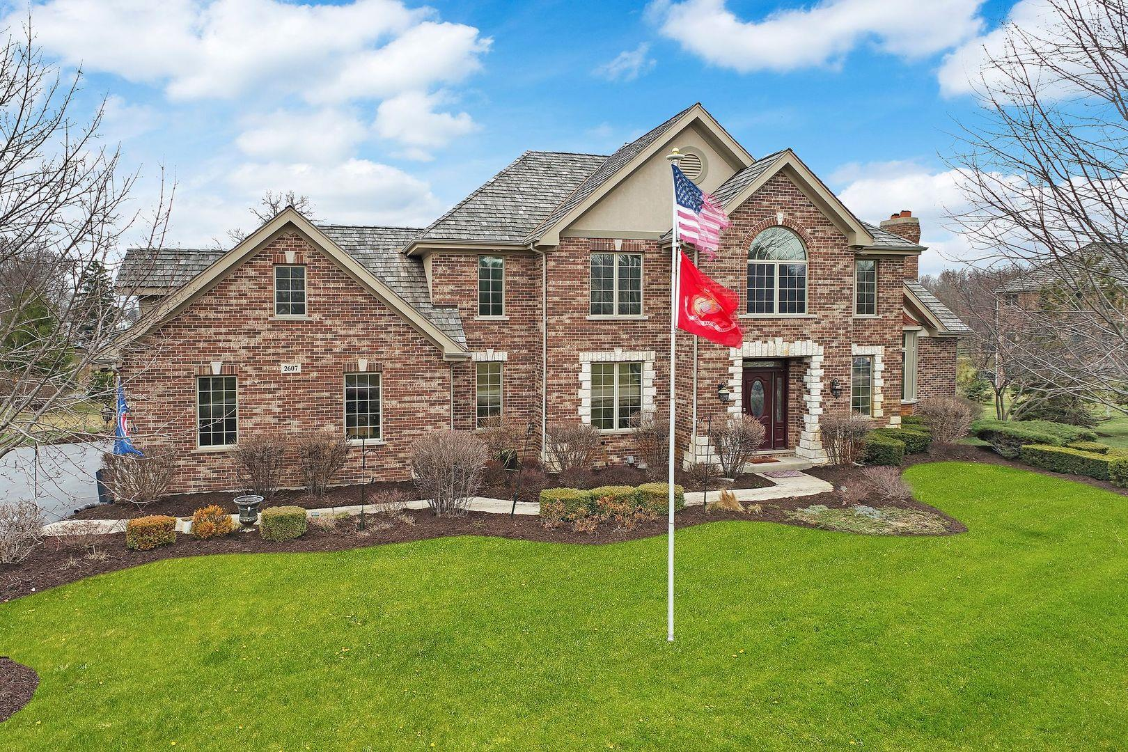 2607 Cuhlman Road, McHenry, IL 60051 - #: 11028149