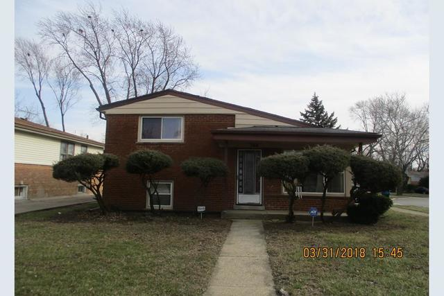 548 W 16th Place, Chicago Heights, IL 60411 - #: 10663150