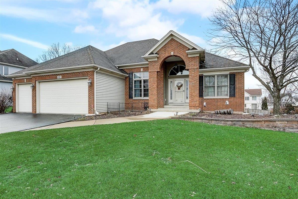 721 Greenfield Turn, Yorkville, IL 60560 - #: 10953150