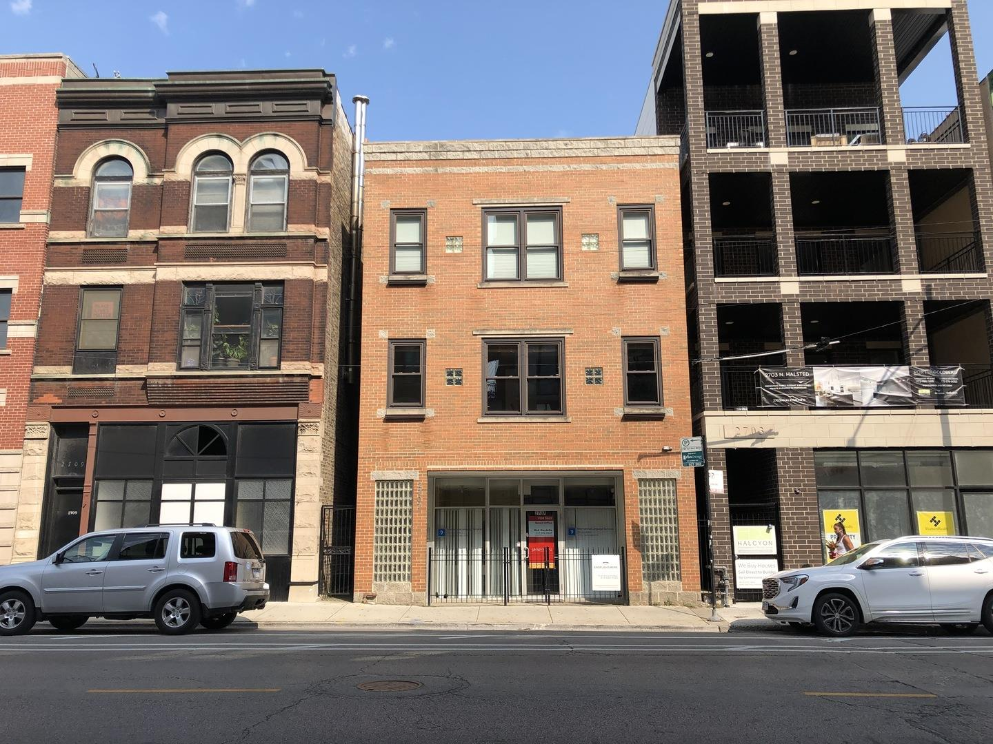 2707 N Halsted Street #2, Chicago, IL 60614 - #: 10929151