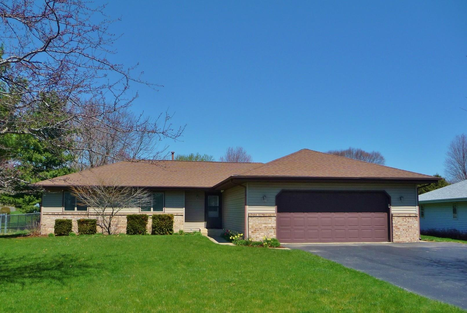 7308 Moss Canyon Road, Cherry Valley, IL 61016 - #: 10695153