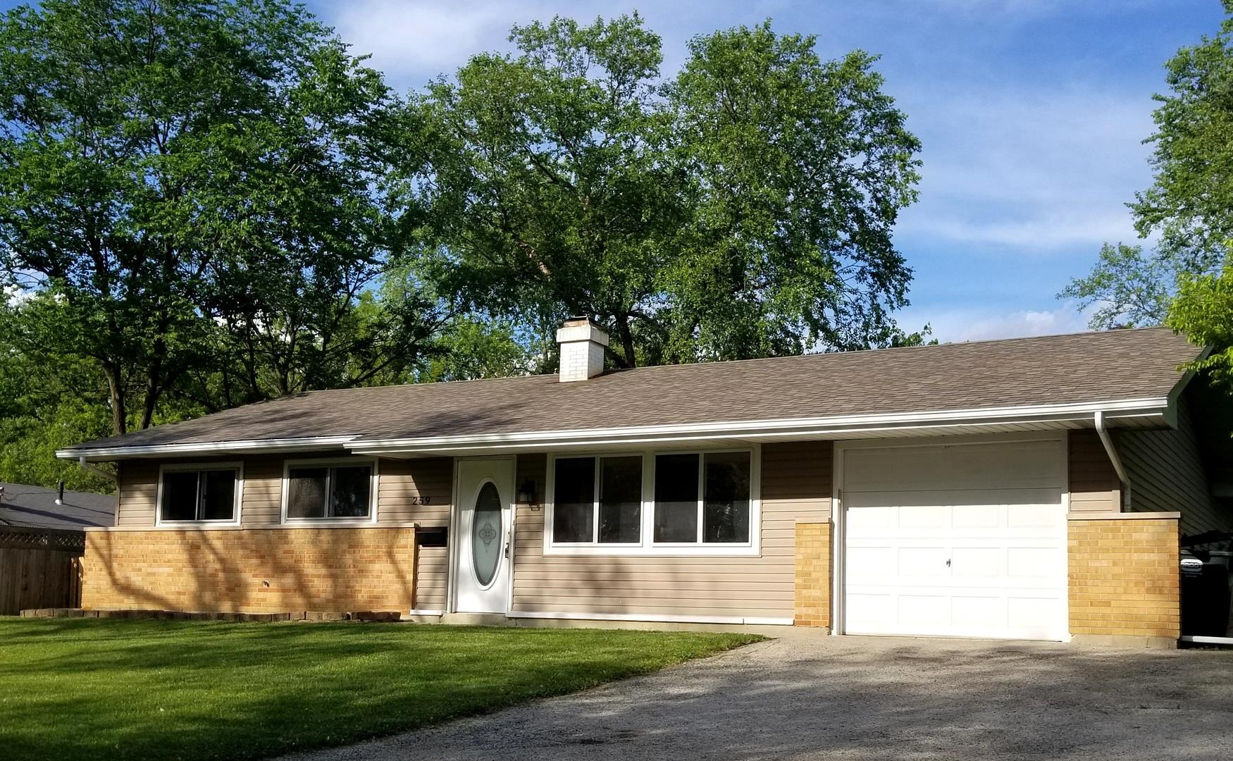 259 Frederick Court, Hoffman Estates, IL 60169 - #: 10743154