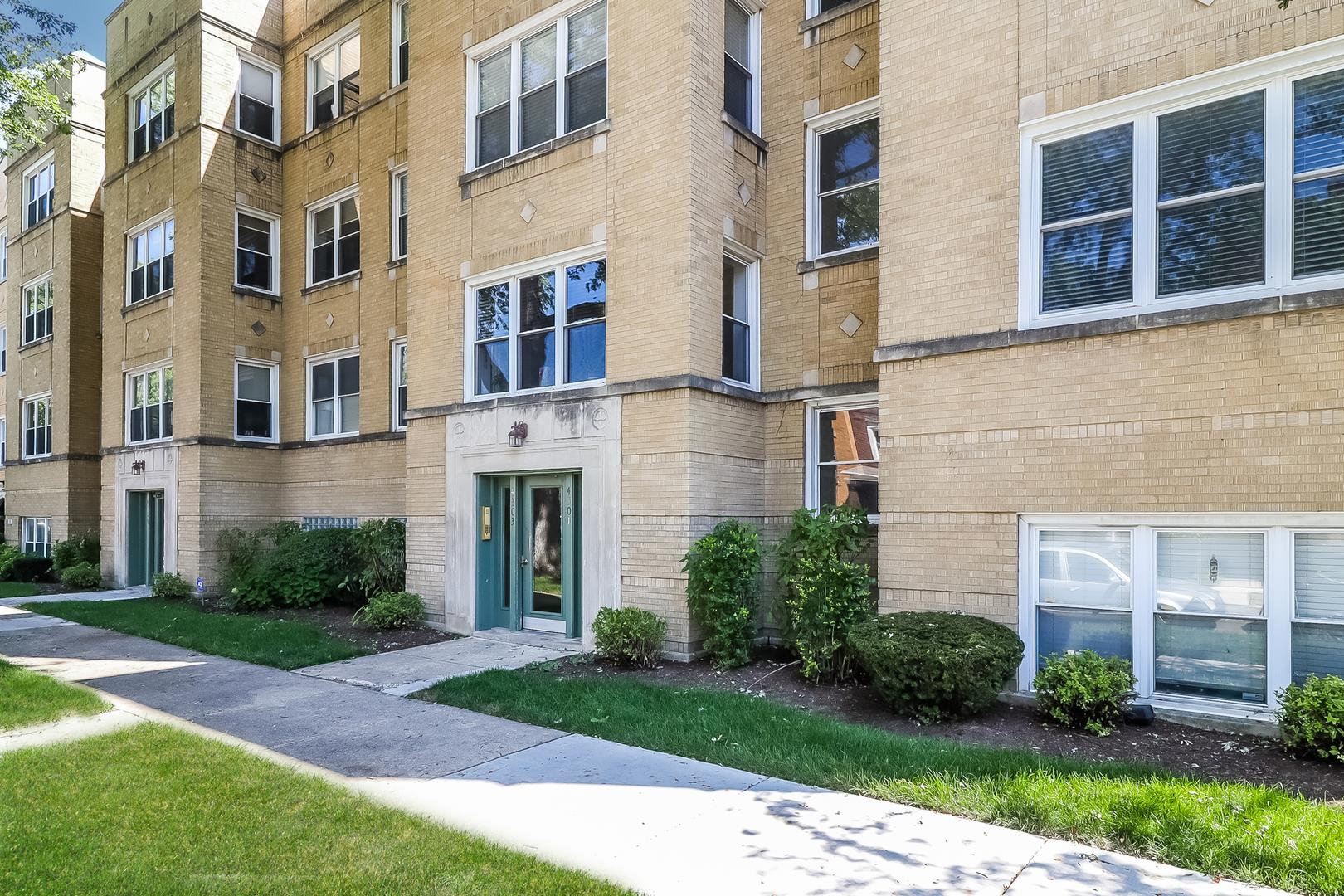 4303 N Troy Street #1, Chicago, IL 60618 - #: 10822154