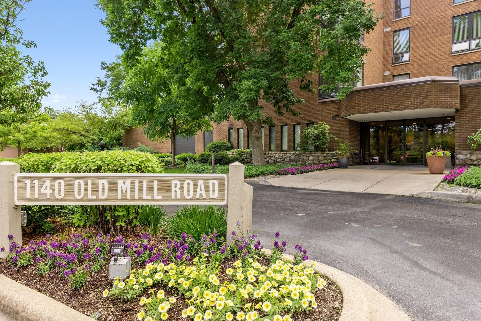 1140 Old Mill Road #208F, Hinsdale, IL 60521 - #: 11125154