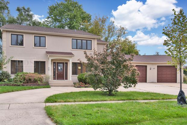 527 Cottonwood Lane, Schaumburg, IL 60193 - #: 10535155