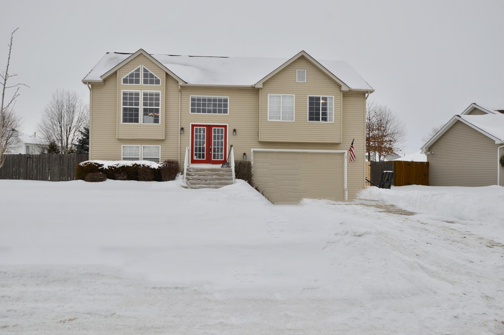 5912 Castlewood Trail, McHenry, IL 60050 - #: 11023157