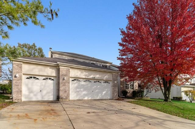 119 Buckskin Lane, Streamwood, IL 60107 - #: 10621159