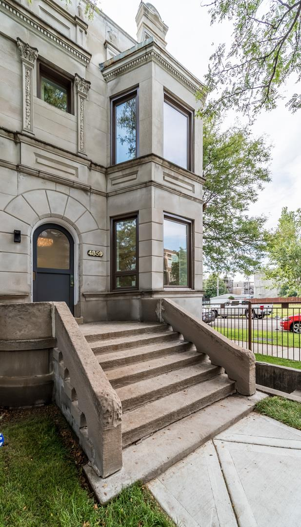 4859 S FORRESTVILLE Avenue, Chicago, IL 60615 - #: 10907161