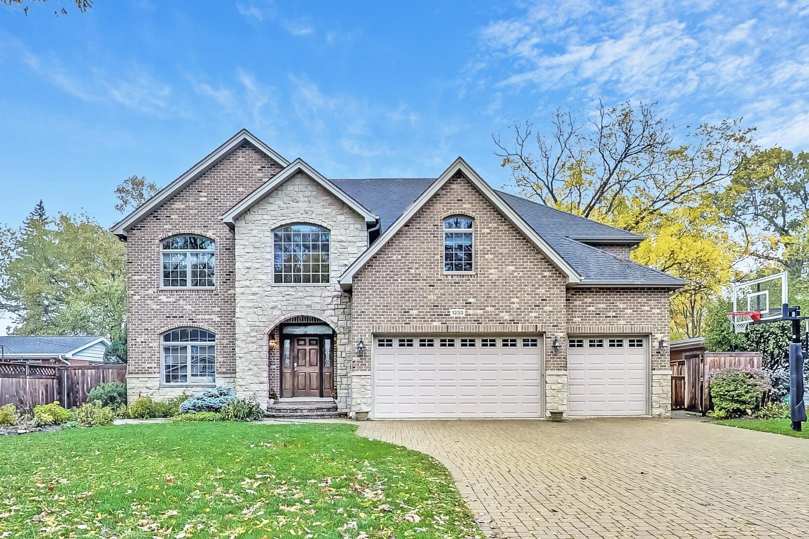 1233 Walden Lane, Deerfield, IL 60015 - #: 10916161