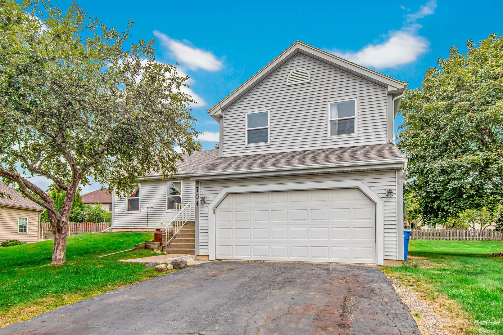 734 MacGregor Court, West Dundee, IL 60118 - #: 11161161