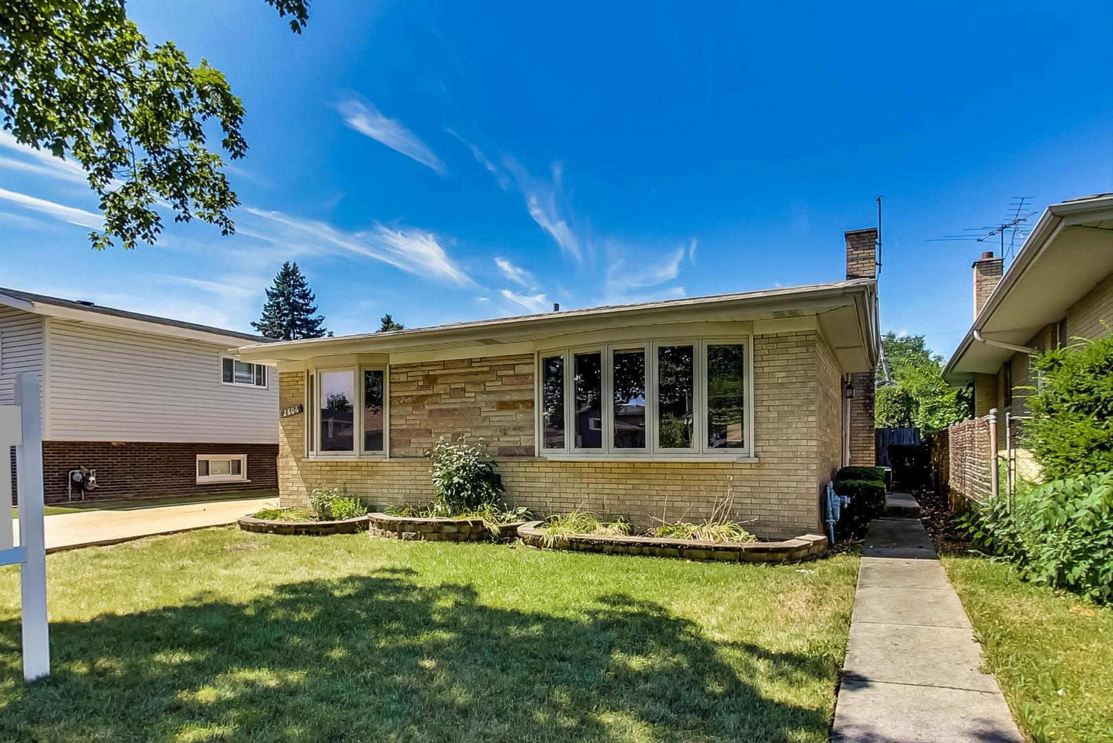 2806 Downing Avenue, Westchester, IL 60154 - #: 10806162