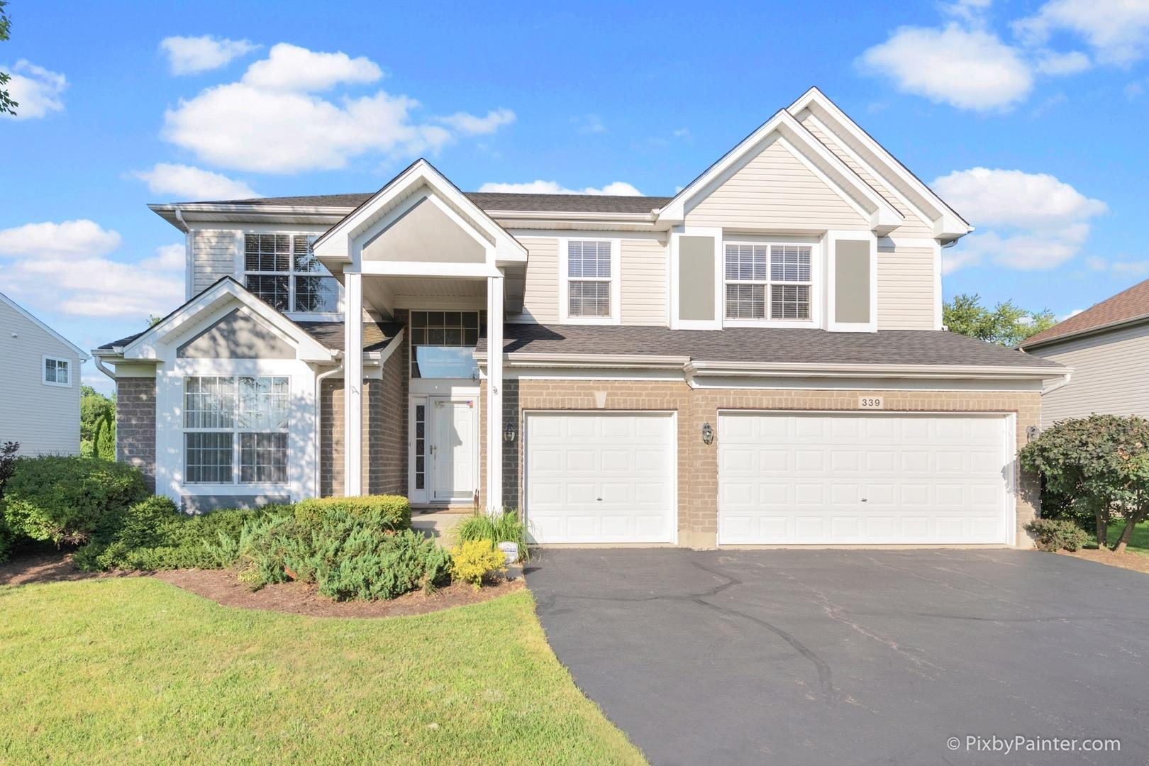 339 Kingsport Court, Crystal Lake, IL 60012 - #: 10468163
