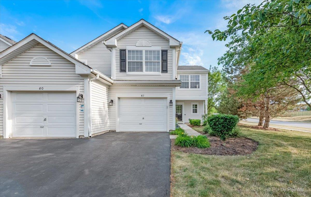 82 Harvest Gate, Lake in the Hills, IL 60156 - #: 11116163