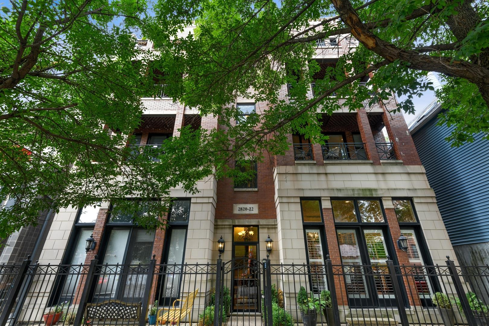 2820 N SHEFFIELD Avenue #3S, Chicago, IL 60657 - #: 10825164