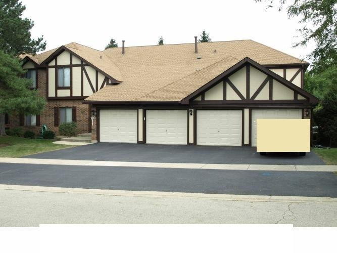811 Cross Creek Court #A, Roselle, IL 60172 - #: 10852164