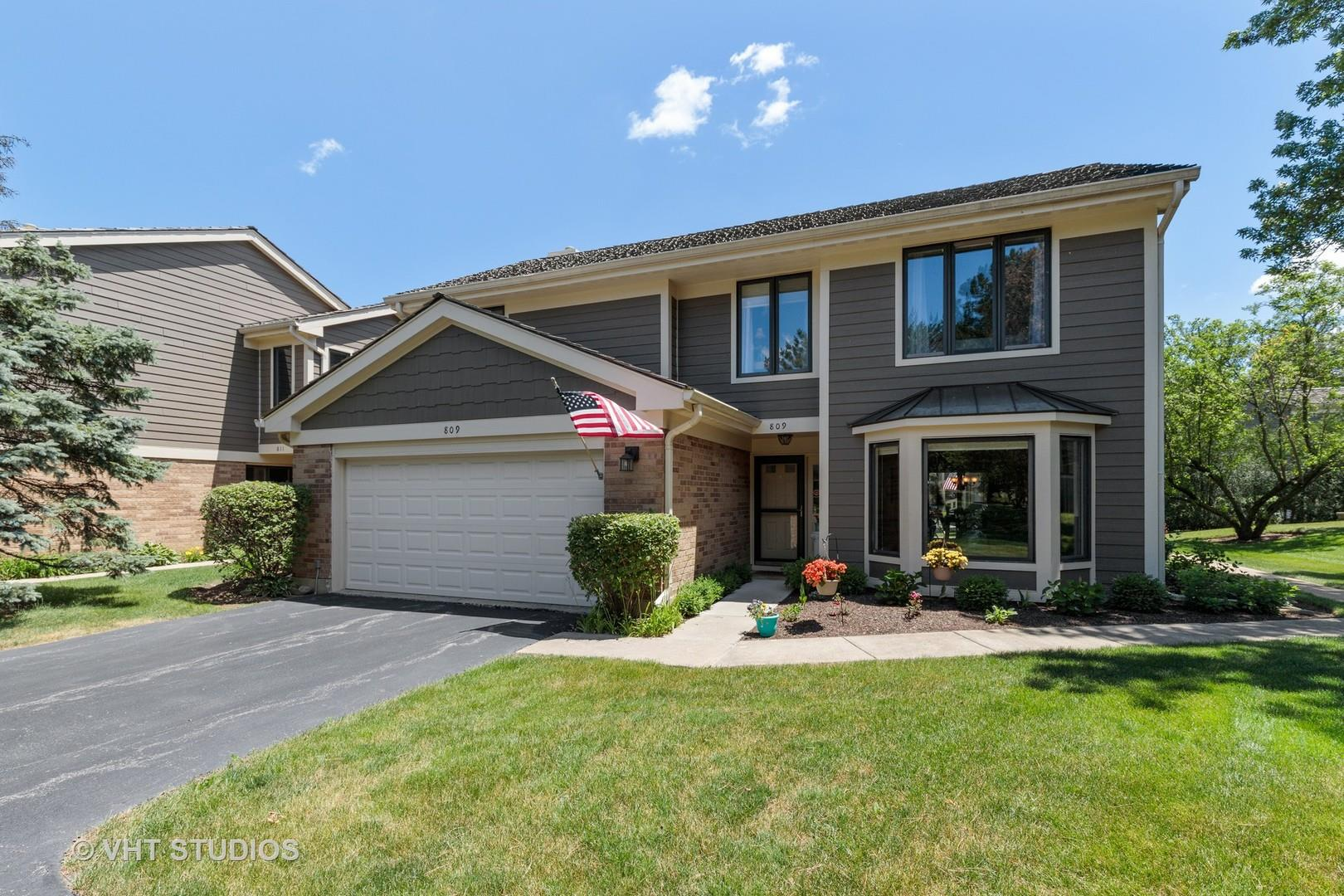 809 Maywood Court, Libertyville, IL 60048 - #: 10850165