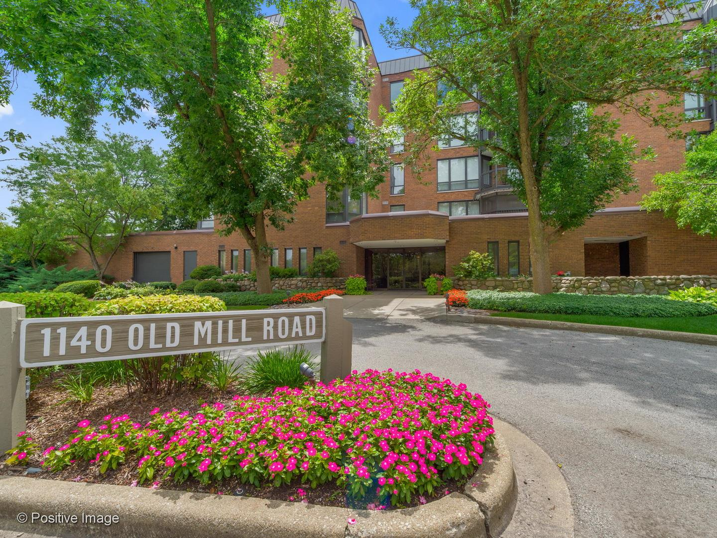 1140 Old Mill Road #404F, Hinsdale, IL 60521 - #: 10902165