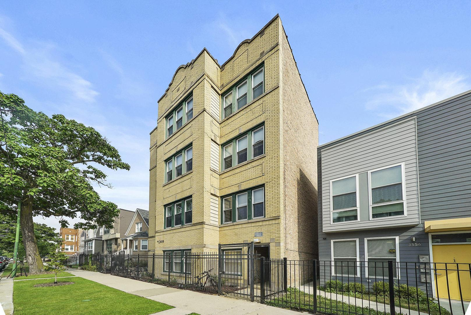 3560 W Palmer Street #GC, Chicago, IL 60647 - #: 10916165