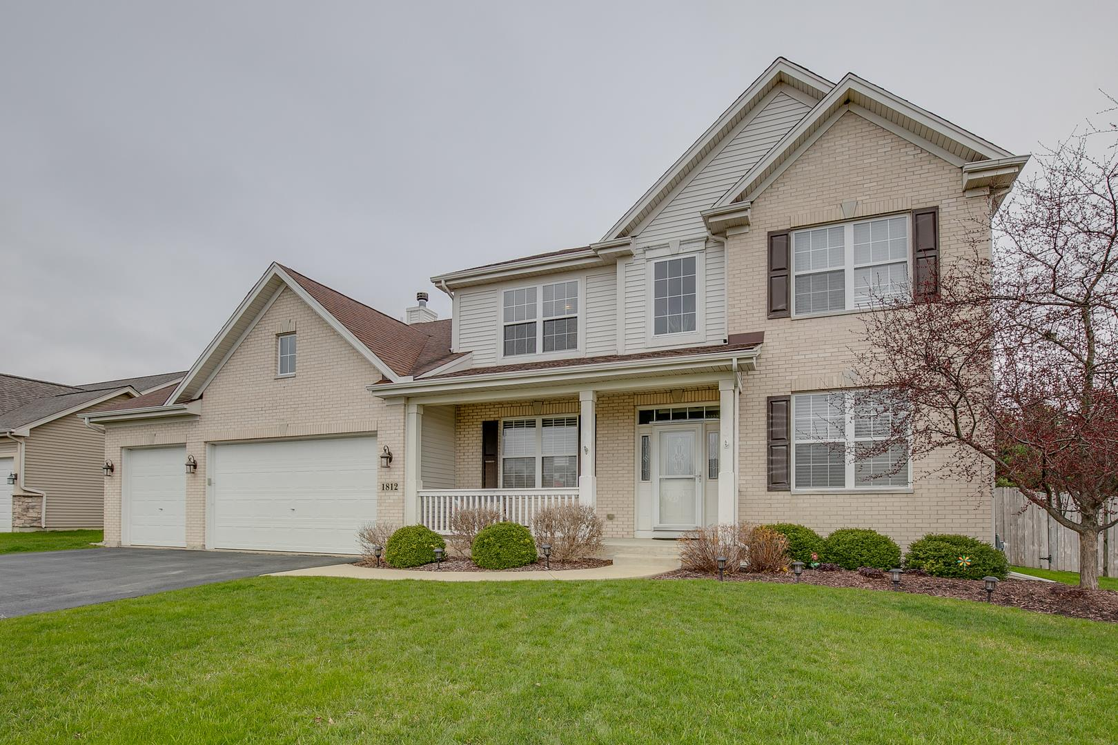 1812 Hillside Lane, McHenry, IL 60051 - #: 10699166