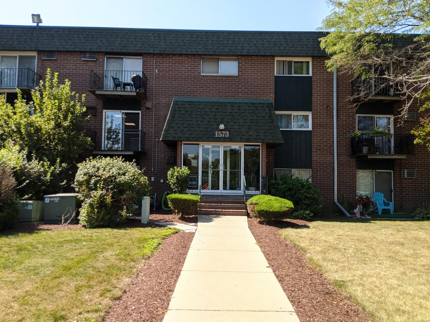 1573 W Irving Park Road #218D, Itasca, IL 60143 - #: 10819167