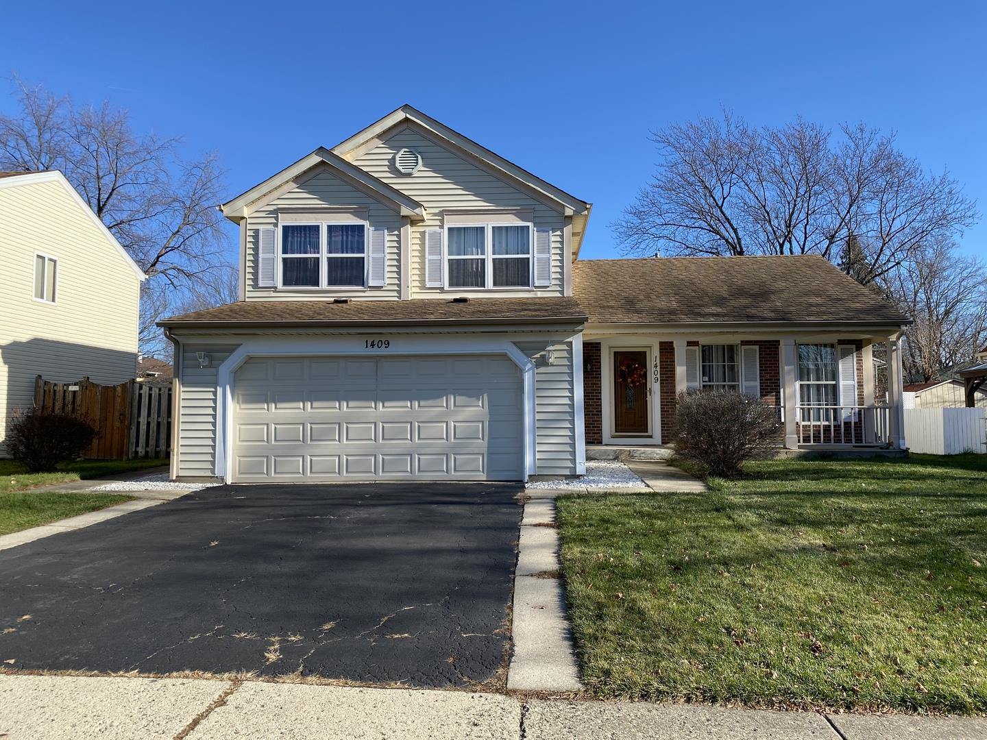 1409 PRESIDENT Street, Glendale Heights, IL 60139 - #: 11003167