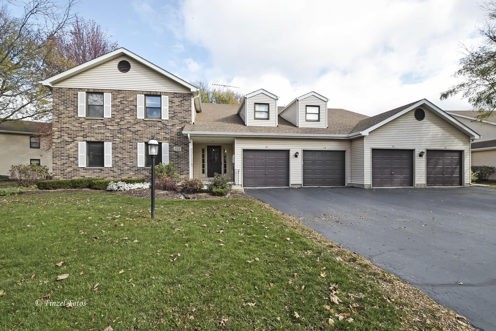 327 Everett Avenue #2A, Crystal Lake, IL 60014 - #: 10921168