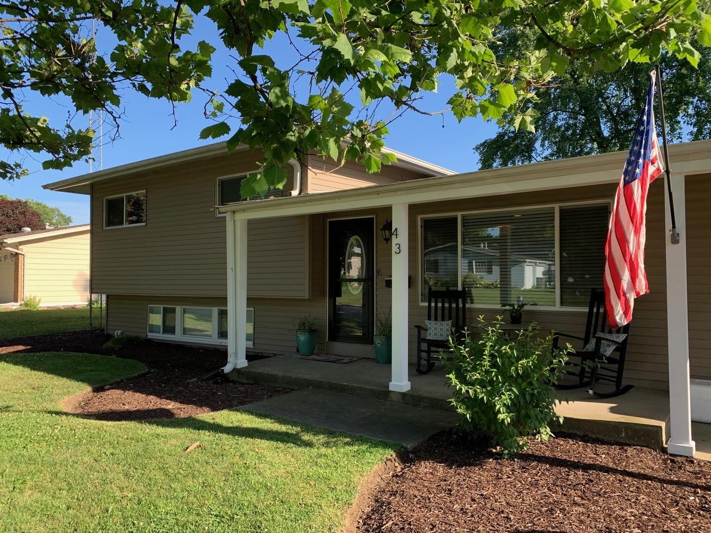 43 Circle Dr East, Montgomery, IL 60538 - #: 10795169
