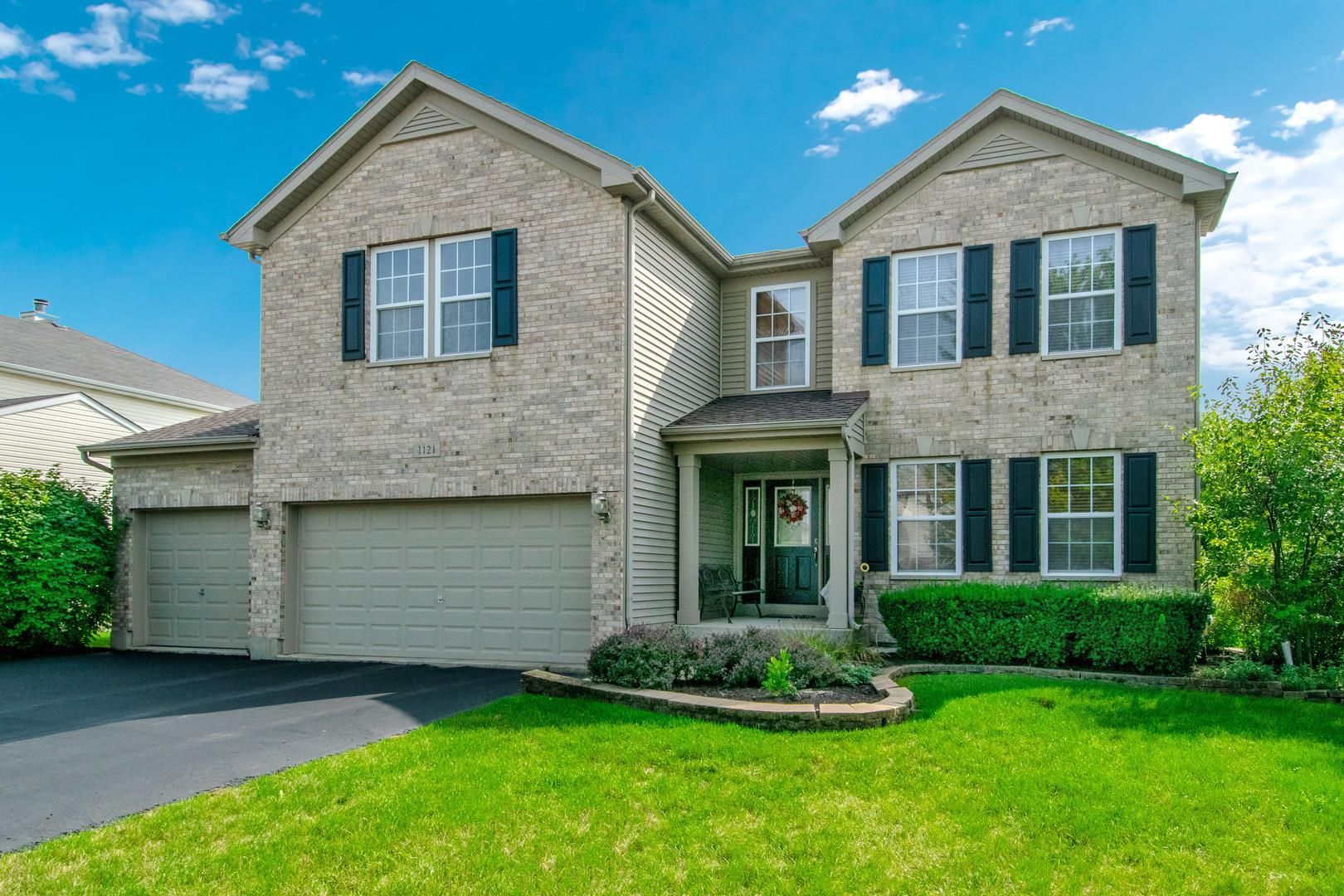 1121 BUTTERFIELD Circle W, Shorewood, IL 60404 - #: 10913170