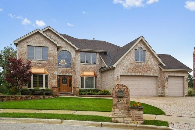 280 N Forest Drive, Addison, IL 60101 - #: 10460171
