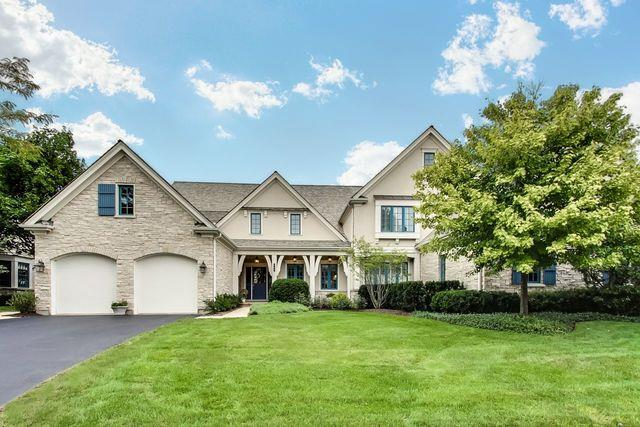 555 Greenway Drive, Lake Forest, IL 60045 - #: 11001171