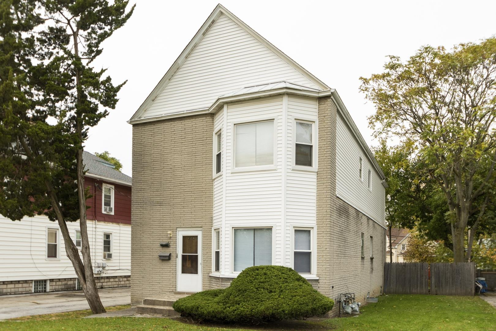 1242 West End Avenue, Chicago Heights, IL 60411 - #: 10559173