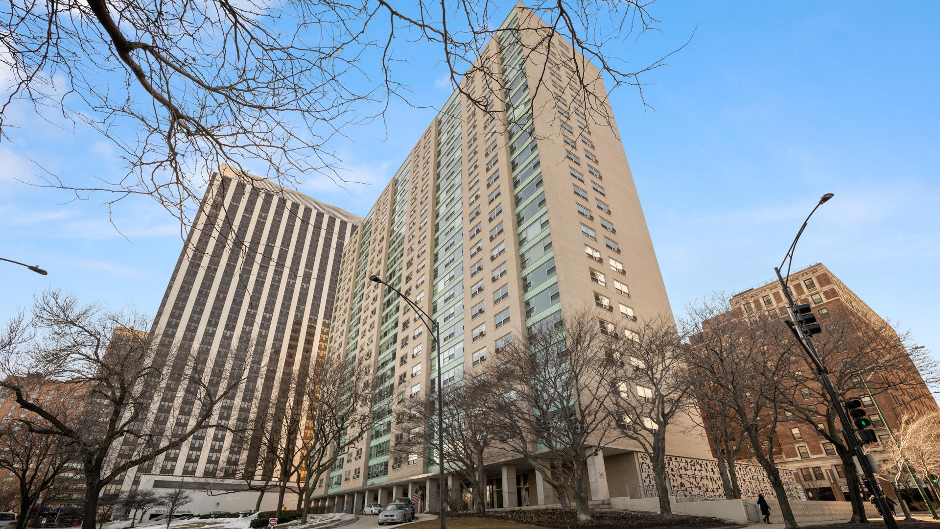 3180 N Lake Shore Drive #14H, Chicago, IL 60657 - #: 11005173