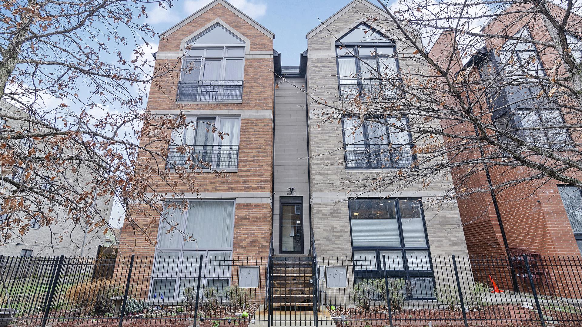 6604 S Kimbark Avenue #1N, Chicago, IL 60637 - #: 11041173