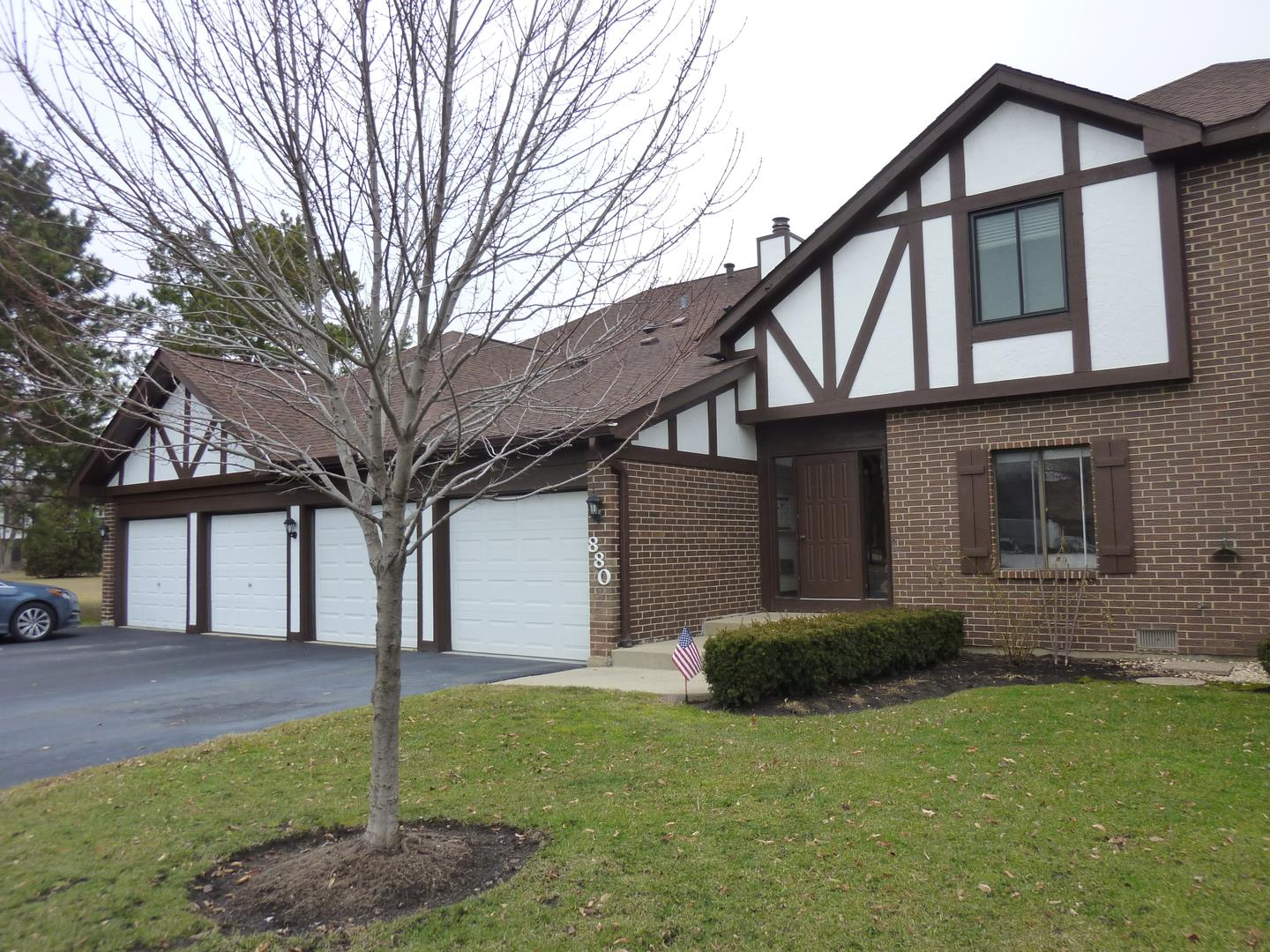 880 Cross Creek Court #BB4, Roselle, IL 60172 - #: 10602174