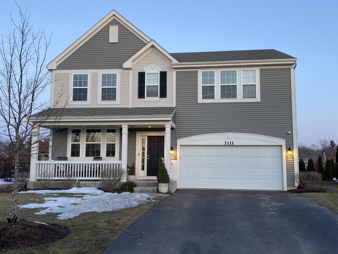 3111 Christopher Court, McHenry, IL 60051 - #: 11011174