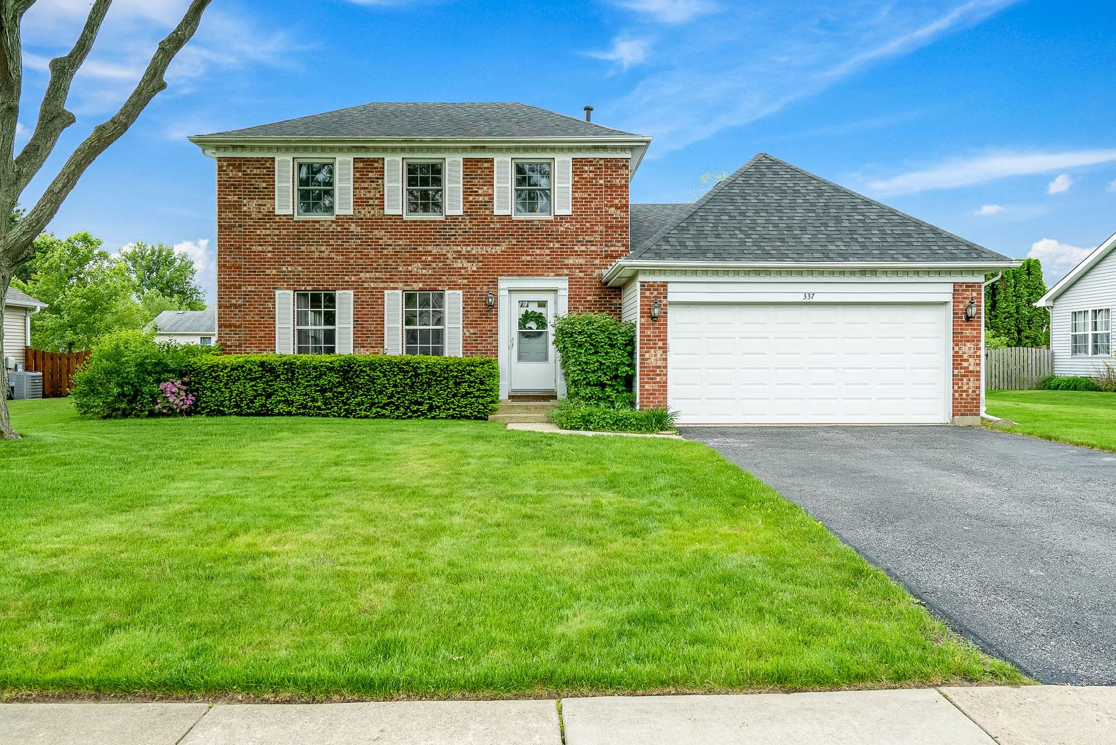 337 Claire Lane, Cary, IL 60013 - #: 10736175