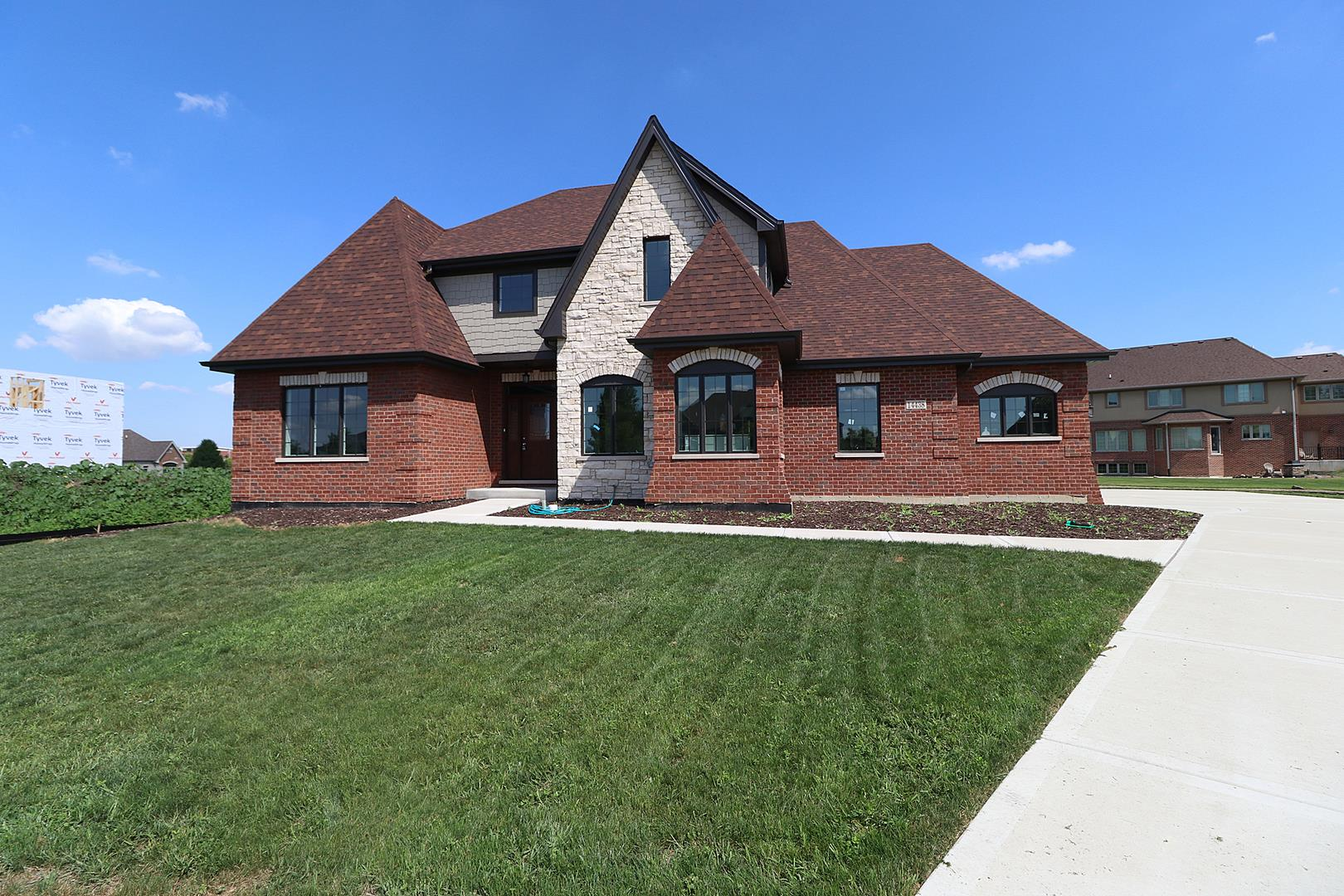 14438 W Anne Court, Homer Glen, IL 60491 - #: 10787175