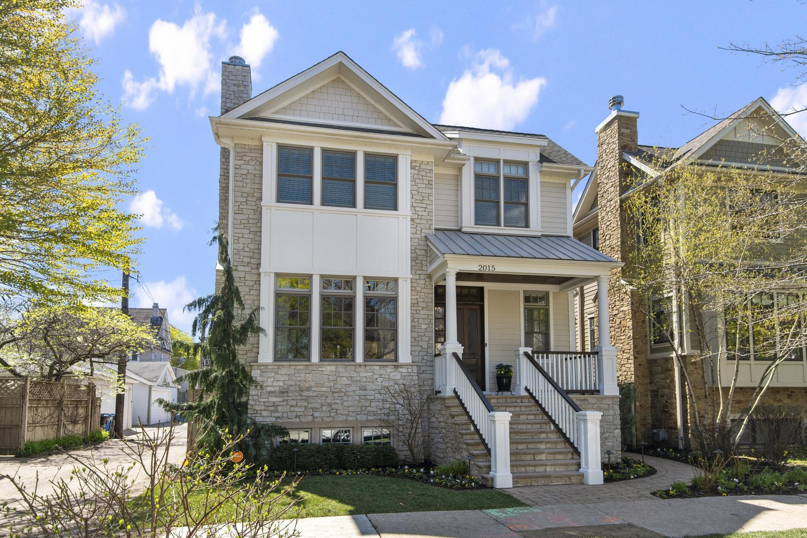 2015 W Giddings Street, Chicago, IL 60625 - #: 11054175
