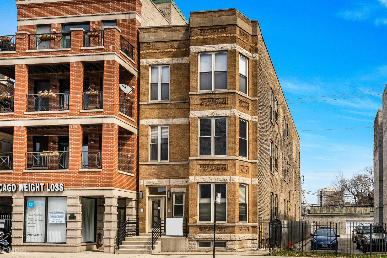 2717 N Halsted Street #1R, Chicago, IL 60614 - #: 11109175