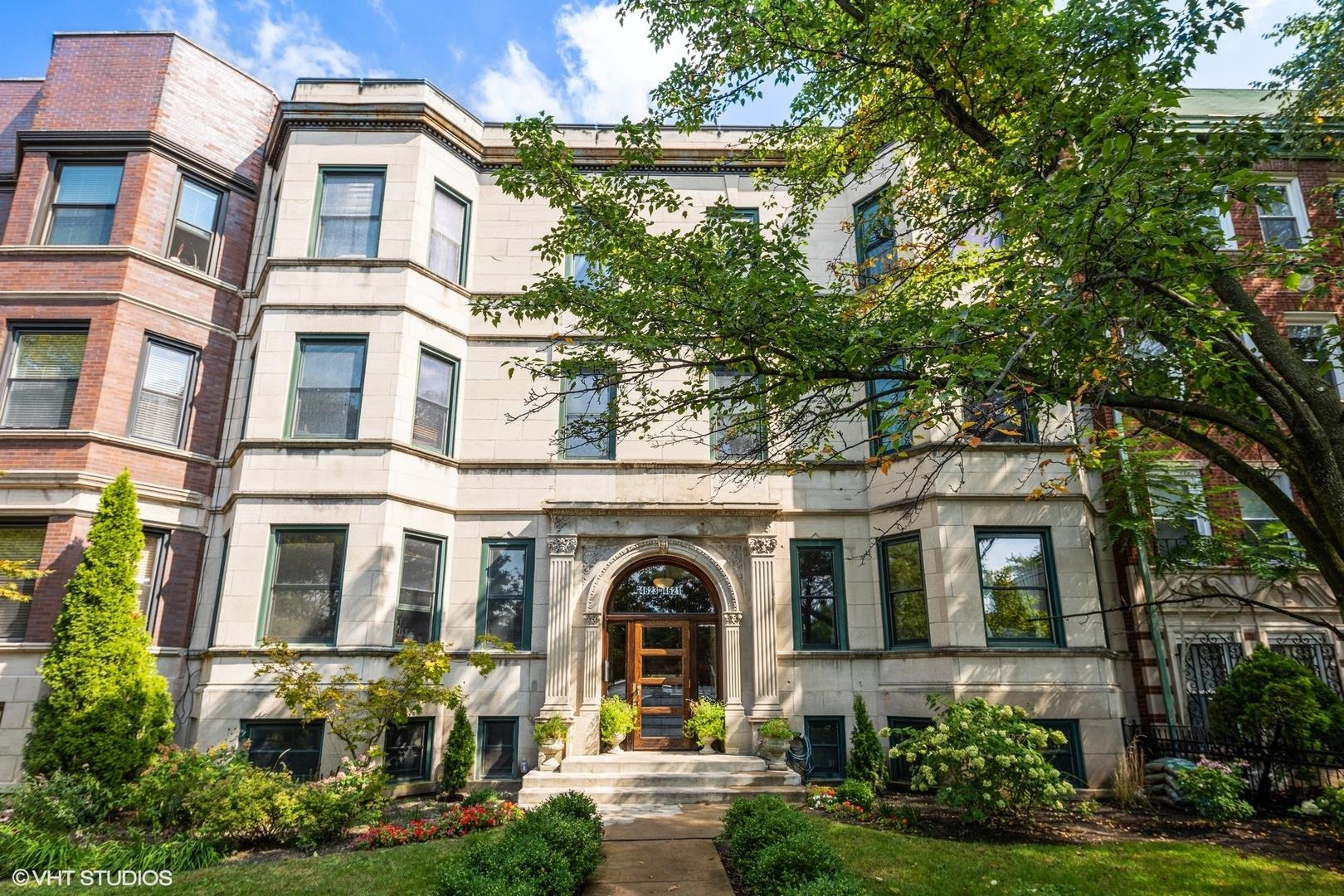 4623 N Malden Street #1N, Chicago, IL 60640 - #: 11002176