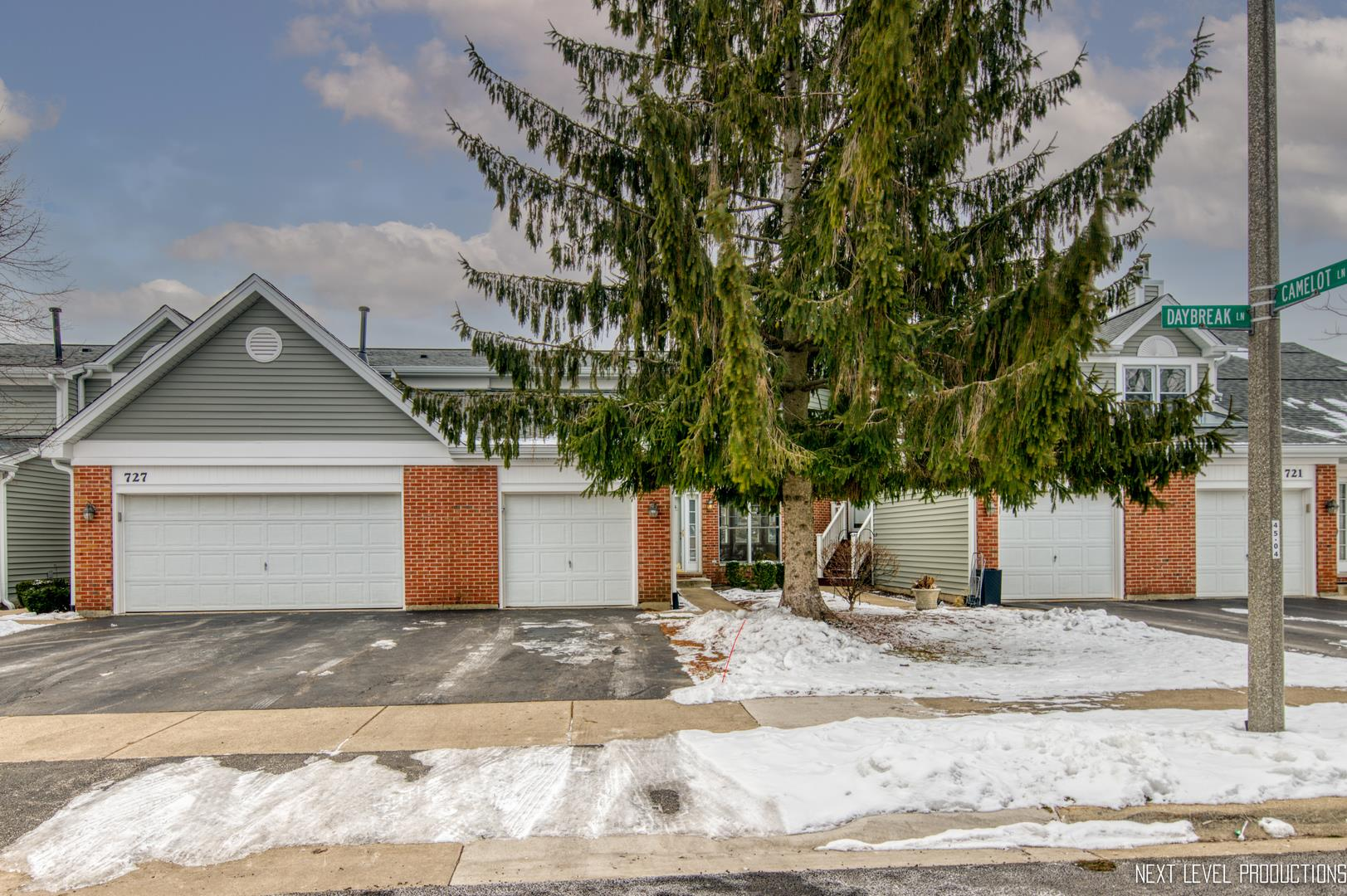 725 Daybreak Lane, Carol Stream, IL 60188 - #: 10972178