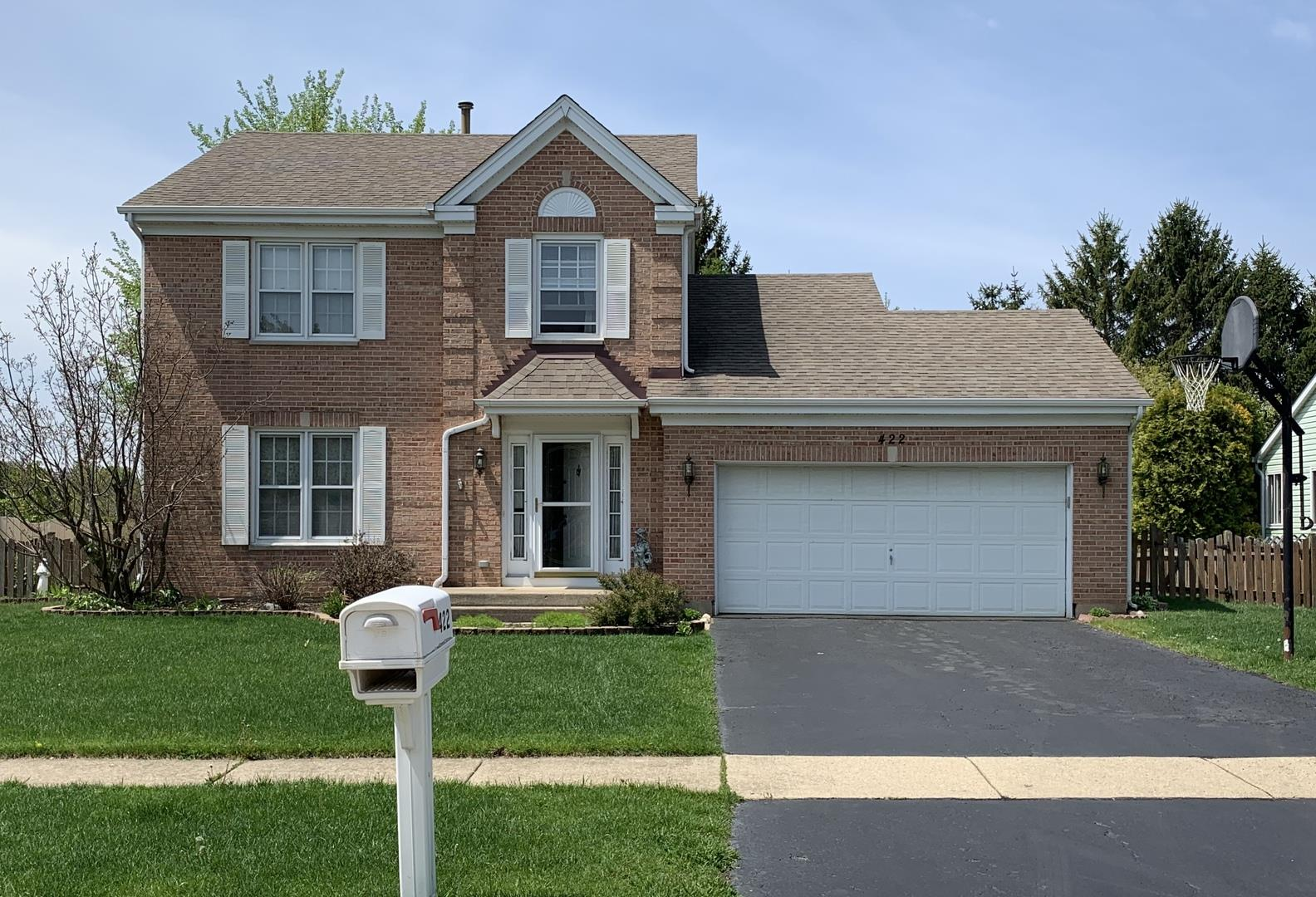 422 Ash Fork Trail, Cary, IL 60013 - #: 10717180