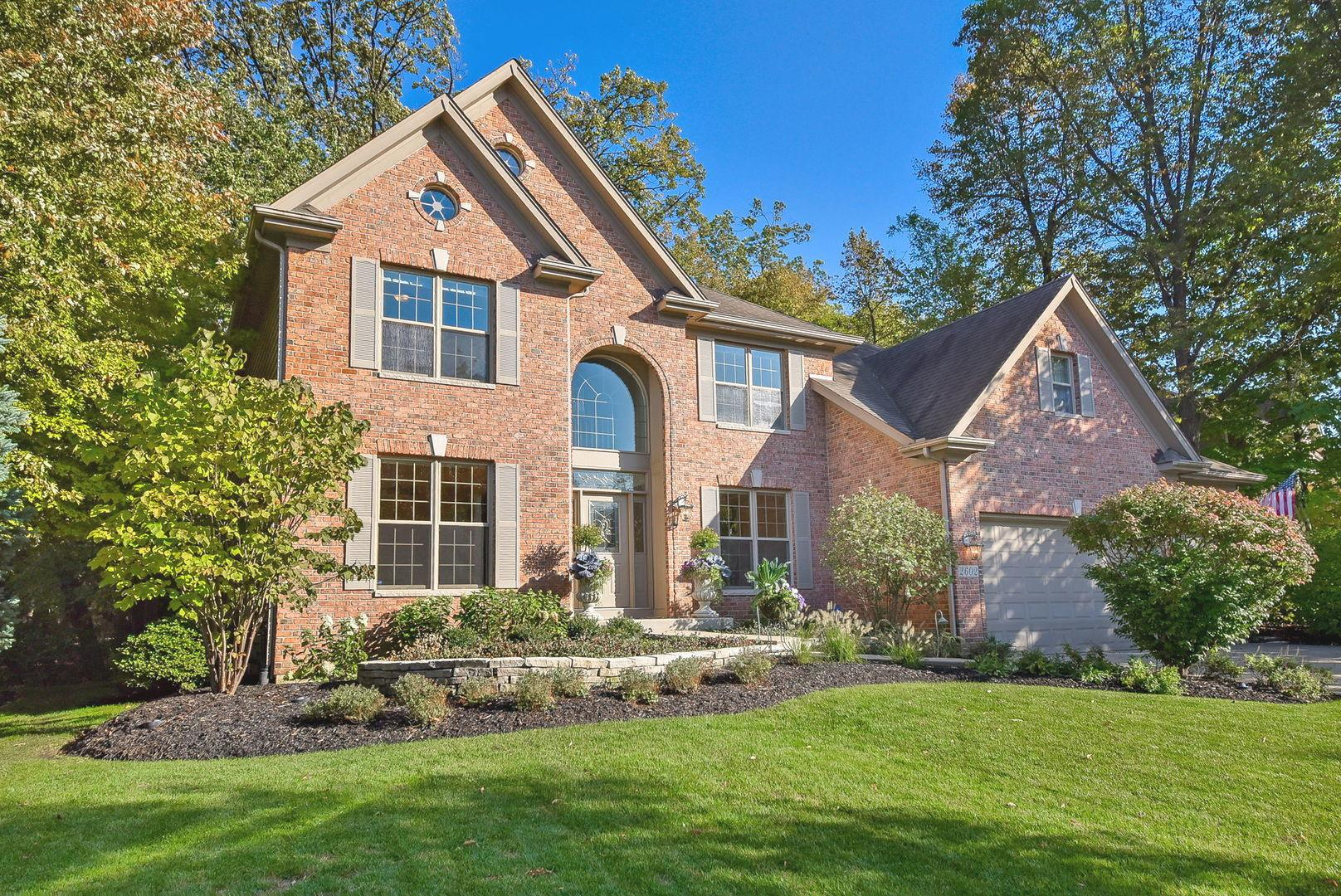 2602 Majestic Oaks Lane, Saint Charles, IL 60174 - #: 10898180