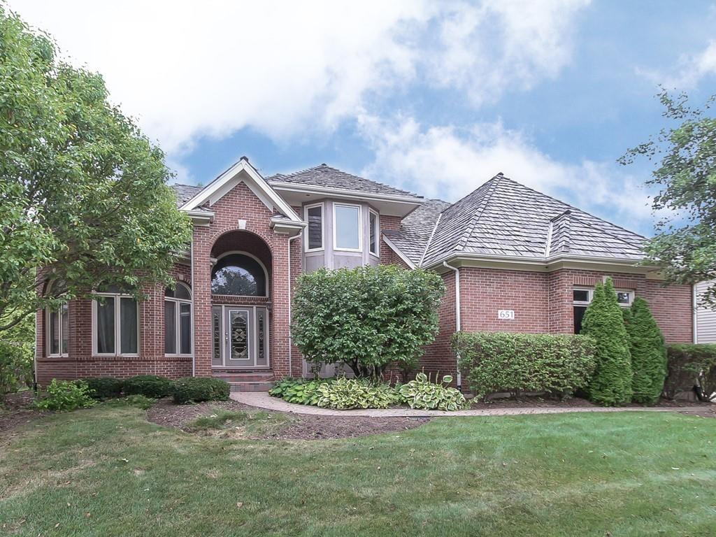 651 Waters Edge Drive, South Elgin, IL 60177 - #: 11062180