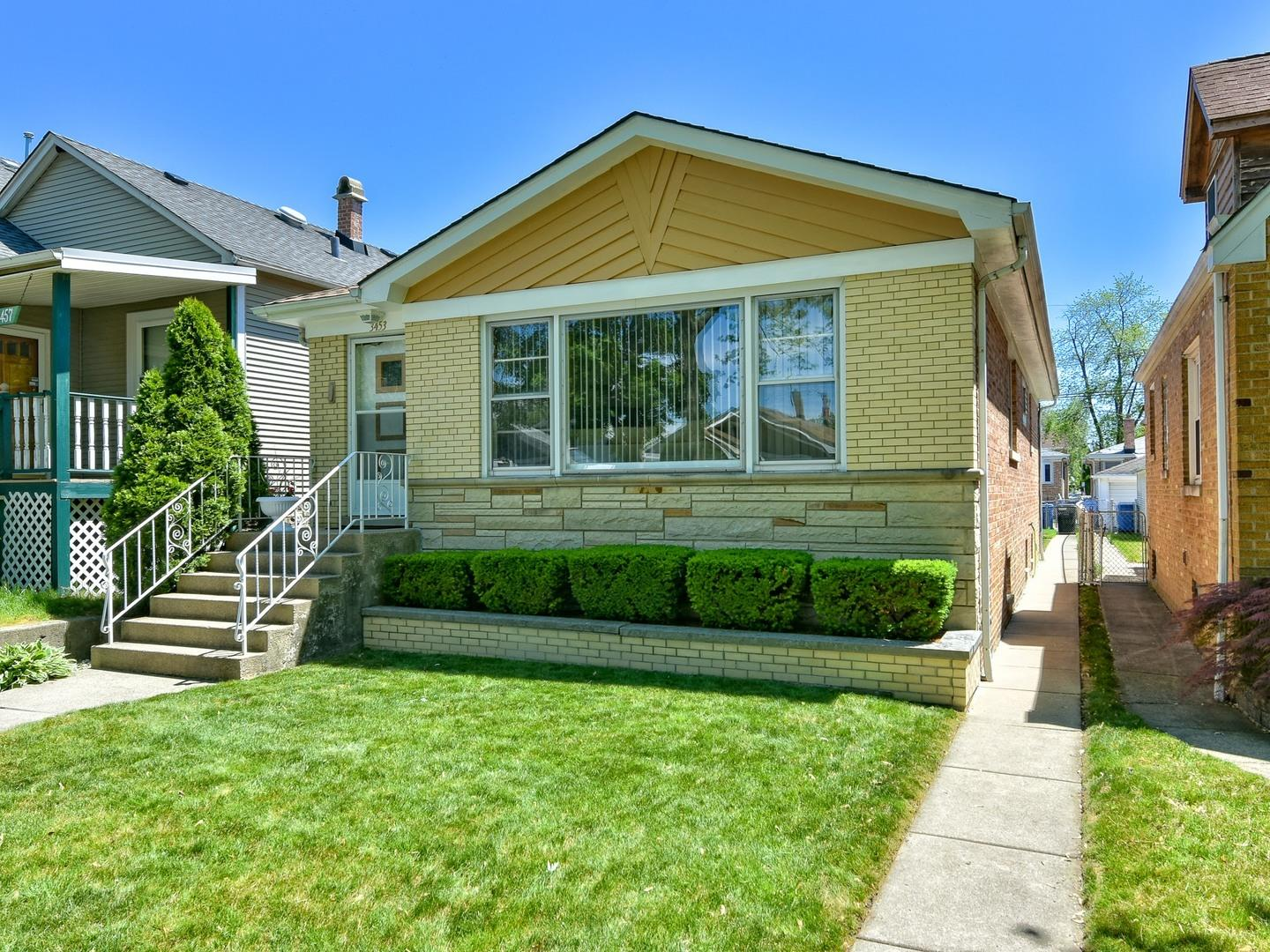 3453 N Rutherford Avenue, Chicago, IL 60634 - #: 11110180