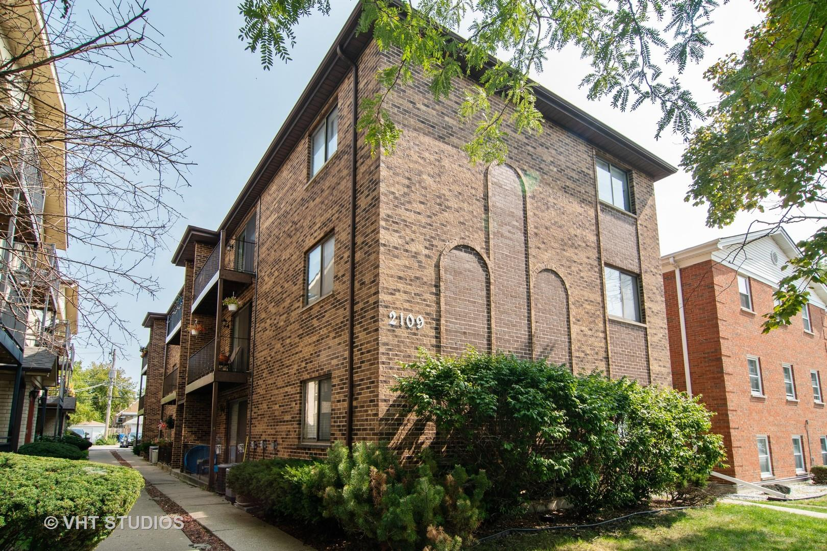 2109 N Harlem Avenue #2C, Chicago, IL 60707 - #: 10881183